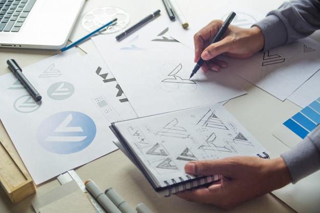 برای طراحی لوگو چه باید کرد