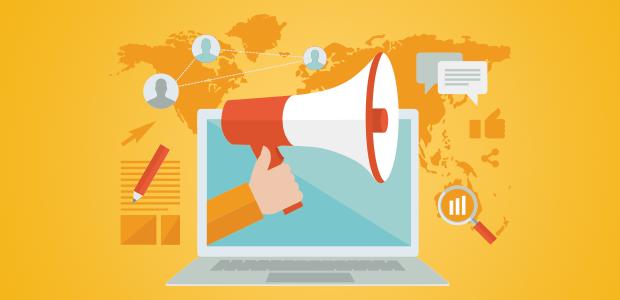 رشد وبلاگ سایت